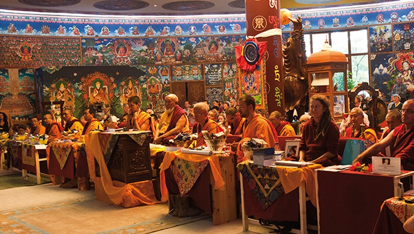 Associazione Kunpen Lama Gangchen