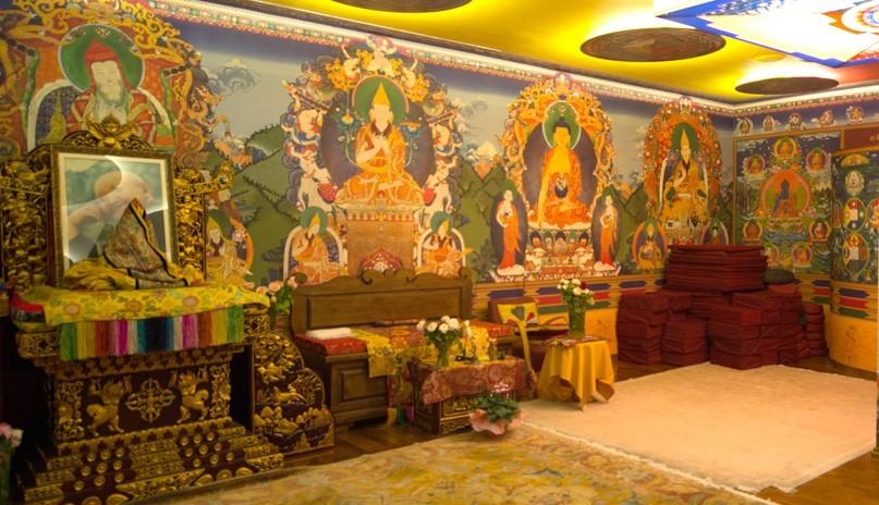 Albagnano Healing Meditation Centre